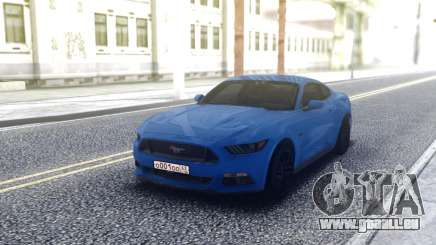 Ford Mustang 2015 pour GTA San Andreas
