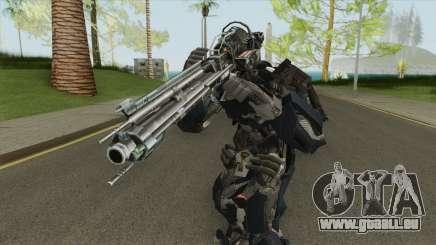 Lockdown Ganface pour GTA San Andreas