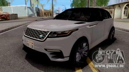 Land Rover Range Rover Velar 2018 für GTA San Andreas