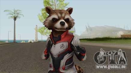 Rocket (Avengers End Game) pour GTA San Andreas