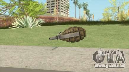 Grenades F1 für GTA San Andreas