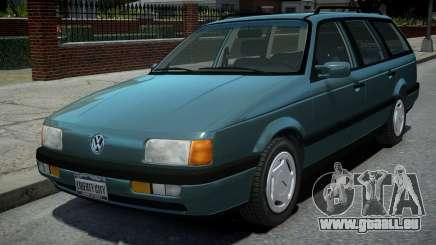 Volkswagen Passat B3 Variant 1993 pour GTA 4