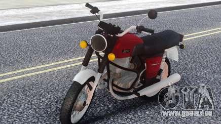 IZH Planeta-4-Rouge pour GTA San Andreas