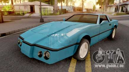 Banshee from GTA VCS pour GTA San Andreas