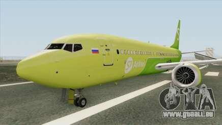 Boeing 737 MAX (S7 Airlines Livery) pour GTA San Andreas