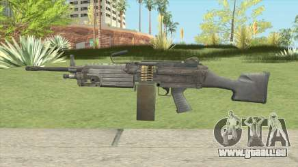 SOF-P FN M249E2 SAW (Soldier of Fortune) pour GTA San Andreas