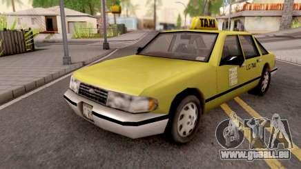 Taxi from GTA 3 für GTA San Andreas