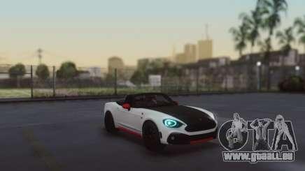 Fiat 124 Spider pour GTA San Andreas