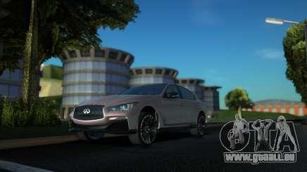 Infiniti Q50 Sedan pour GTA San Andreas