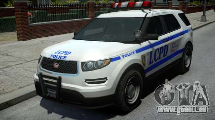 Vapid Interceptor Police pour GTA 4