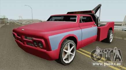 Slamvan Towtruck pour GTA San Andreas