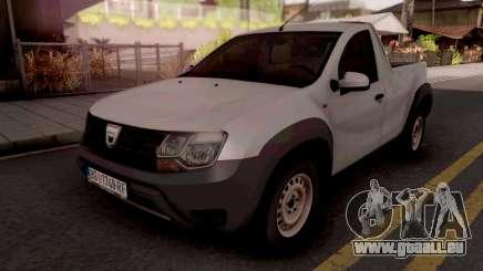 Dacia Duster Pickup 2017 pour GTA San Andreas