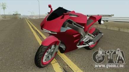 Carbon RS GTA V pour GTA San Andreas