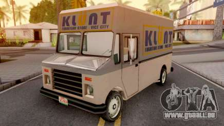 Boxville from GTA VCS pour GTA San Andreas