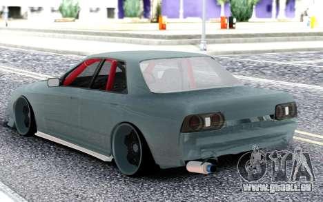 Nissan R-32 Sedan Drift pour GTA San Andreas