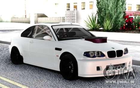 BMW M3 E92 DRIFT für GTA San Andreas