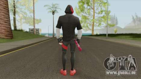 Ikonik pour GTA San Andreas