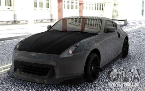Nissan 370z pour GTA San Andreas