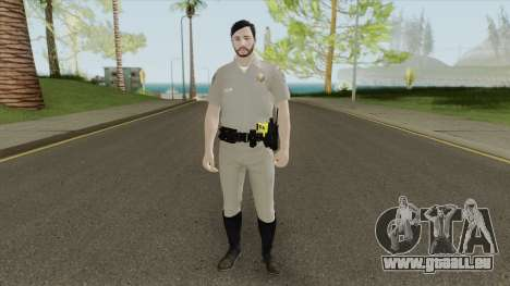SAHP Biker V2 (GTA Online) pour GTA San Andreas