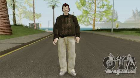 Donald Hobo From LCS pour GTA San Andreas