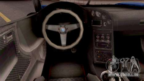 Grotti Turismo R Texturas Arregladas pour GTA San Andreas