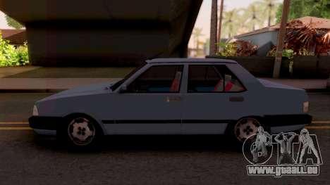 Tofas Dogan SLX 1998 pour GTA San Andreas