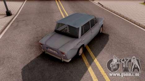 Zastava 1300 pour GTA San Andreas