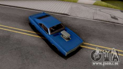 Imponte Dukes GTA 5 Texturas Personalizadas pour GTA San Andreas