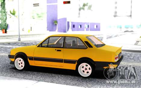 1993 Chevrolet Chevette 1.6s pour GTA San Andreas