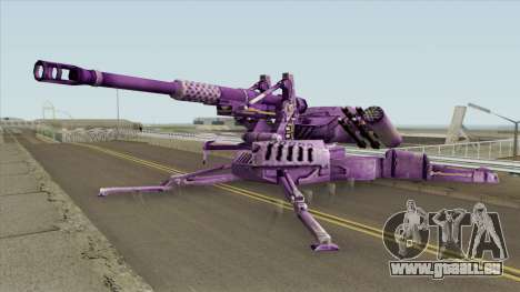 Shockwave Vehicle (Transformers The Game) pour GTA San Andreas
