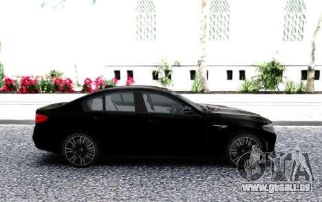 BMW M5 F90 pour GTA San Andreas
