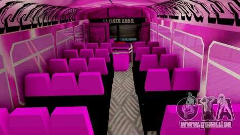 Rosa Kirilli SL Bus für GTA San Andreas