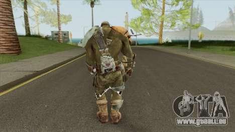 Marcus (Fallout New Vegas) pour GTA San Andreas