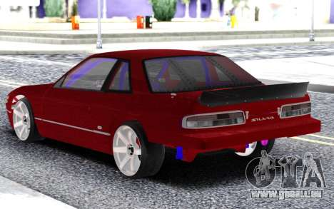 Nissan Silvia S13 JDM Drift für GTA San Andreas