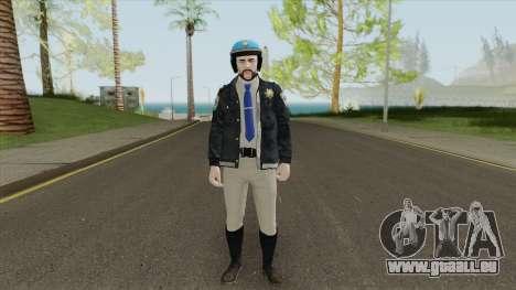 SAHP Biker V1 (GTA Online) pour GTA San Andreas