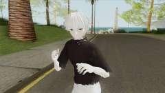 Kaneki Skin V7 (Tokyo Ghoul) pour GTA San Andreas