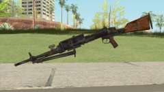 COD WW2 - Breda 30 MG V1 pour GTA San Andreas