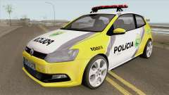 Volkswagen Polo PMPR für GTA San Andreas