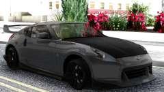 Nissan 370z Grey für GTA San Andreas