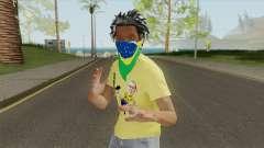Brazilian Gang Skin V2 pour GTA San Andreas