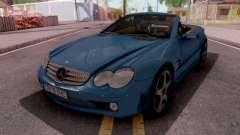 Mercedes-Benz SL65 AMG Cabrio