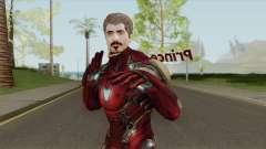 Tony Stark Skin V2 pour GTA San Andreas