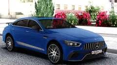 Mercedes-Benz GT63s Blue für GTA San Andreas