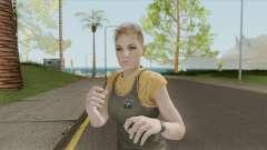Chloe Lynch USS (Call of Duty: Black Ops 2) für GTA San Andreas