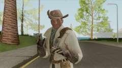 Preston Garvey Fallout 4 Skin pour GTA San Andreas
