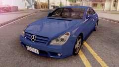 Mercedes-Benz CLS 63 Lowpoly für GTA San Andreas