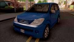 Toyota Avanza 2004 für GTA San Andreas