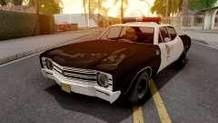 Declasse Tulip Police Car LAPD