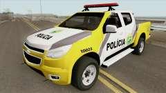 Chevrolet S10 (Policia Militar)