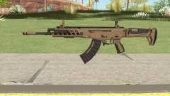 Warface AK-Alfa Gold (Without Grip)